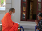 Sangha council tells monks to wear masks