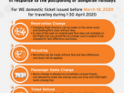 THAI Smile offees relief to passengers affected by postponement of Songkran