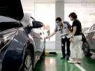 Toyota offers sterilisation service for cars of all brands