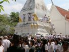 Historic Loei stupa closed for a week
