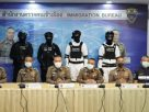 30 undocumented Myanmar migrants, Thai transporter arrested in Tak