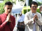 Protest leaders Arnon, Phanuphong jailed after bail revoked