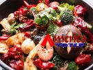 Spicy Dishes, Great Taste And Serves Hot