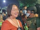 Panusaya rejoins pro-democracy protests, tells govt 'not to undermine' citizens