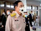 Prayut indifferent to protesters' plan to throng Parliament during charter rewrite debate